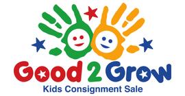 Good 2 Grow Kids Consignment Sale